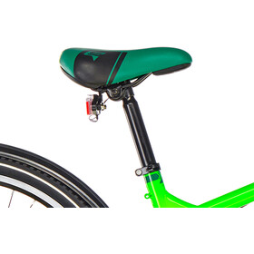 s'cool XXlite 24 21-S Steel Børn, neon green